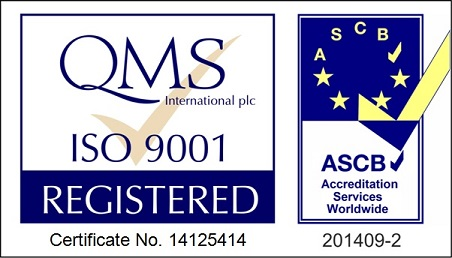 ISO 9001 Qualified